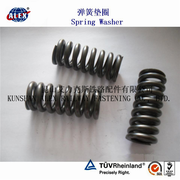 Train compression spring steel wire compression spring large stainless steel compression springs