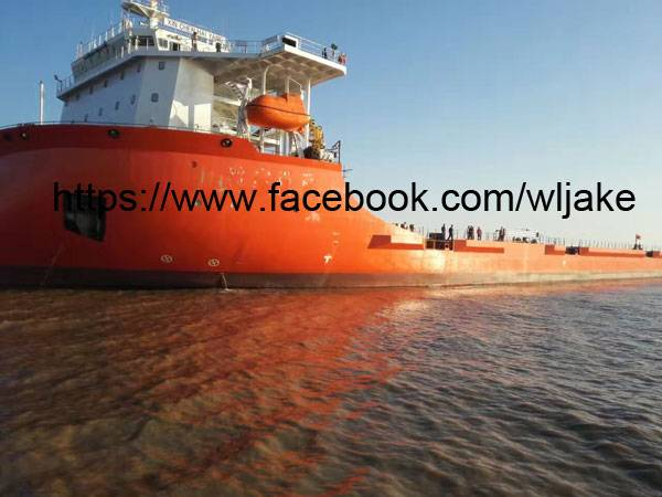 12,733 DWT SELF PROPELLED BARGE FOR SALE