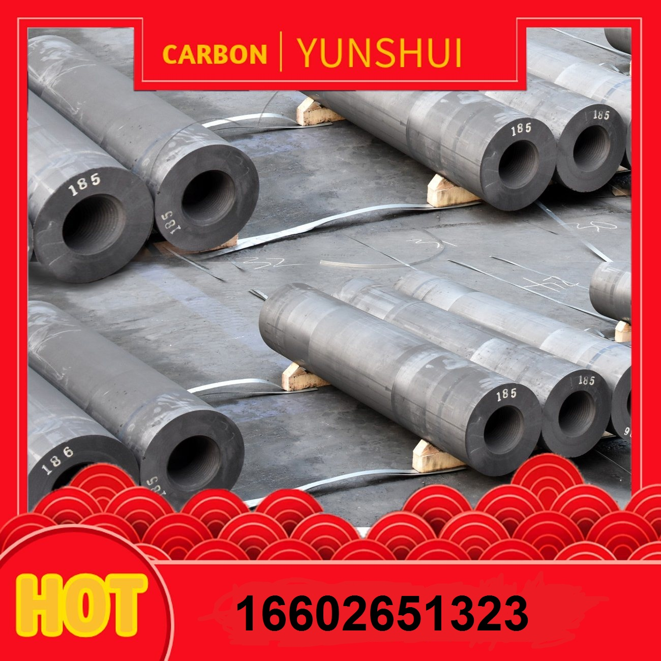 Supply, Graphite Hollow Material, Graphite Board, Graphite Electrode Best Export Supplier, Graphite