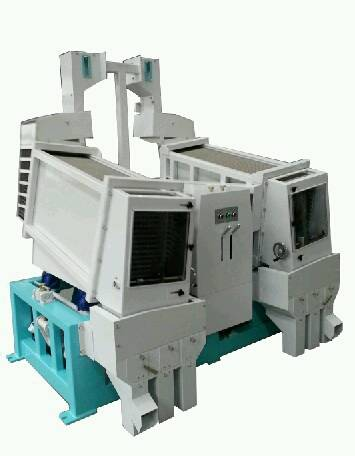 GC K-400A Double body paddy separator