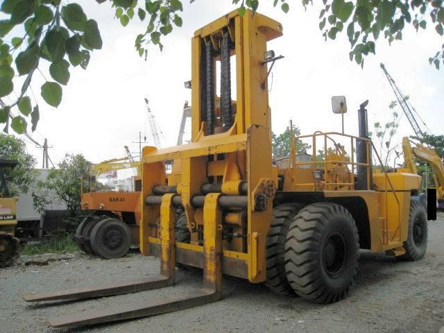 FD400 - Forklift