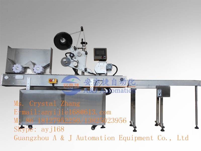 Multi-function Automatic tube Labeling machine