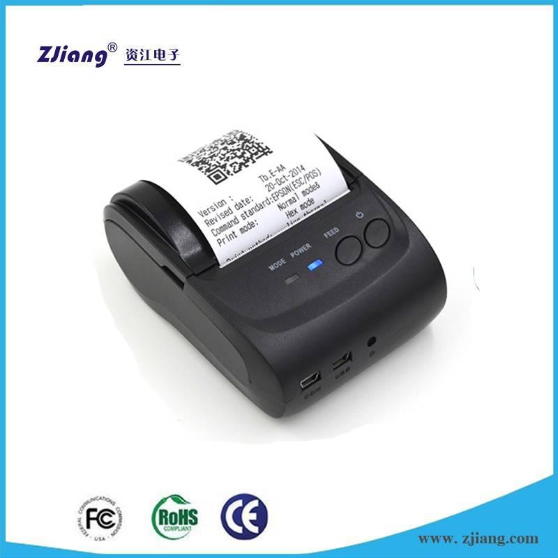 Wireless printer 58mm portable printer pos cheap printers bluetooth 5802