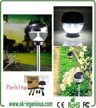 Best Rechargeable Batteries Solar Lights For Lawn