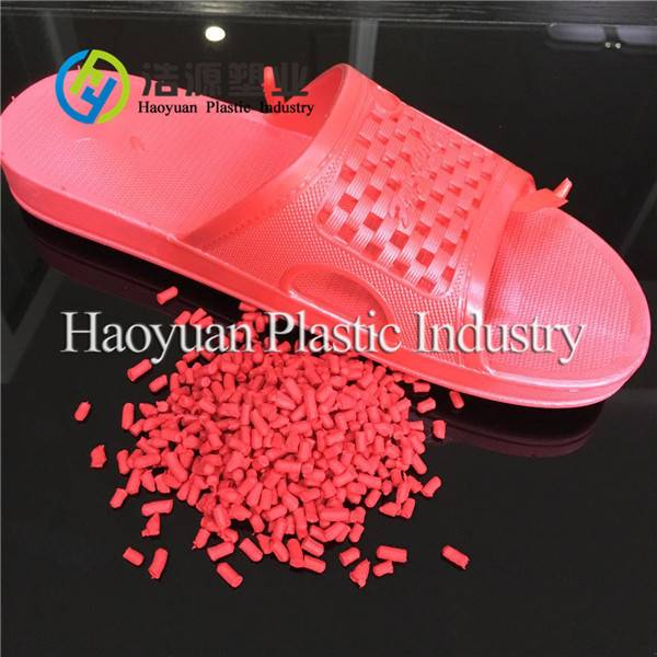 air blowing Foamed PVC Compounds for slippers and sandals