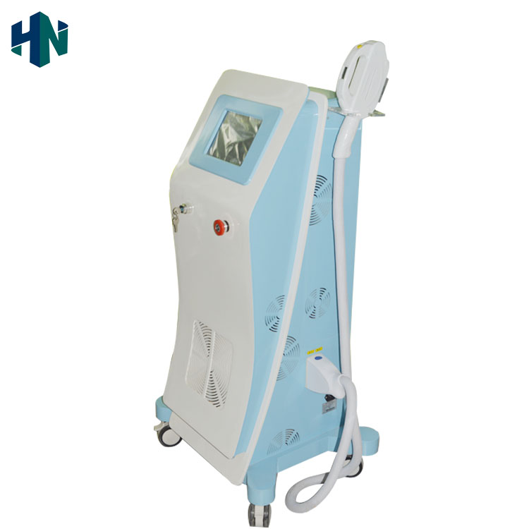 SHR IPL hair removal beauty machine for home use