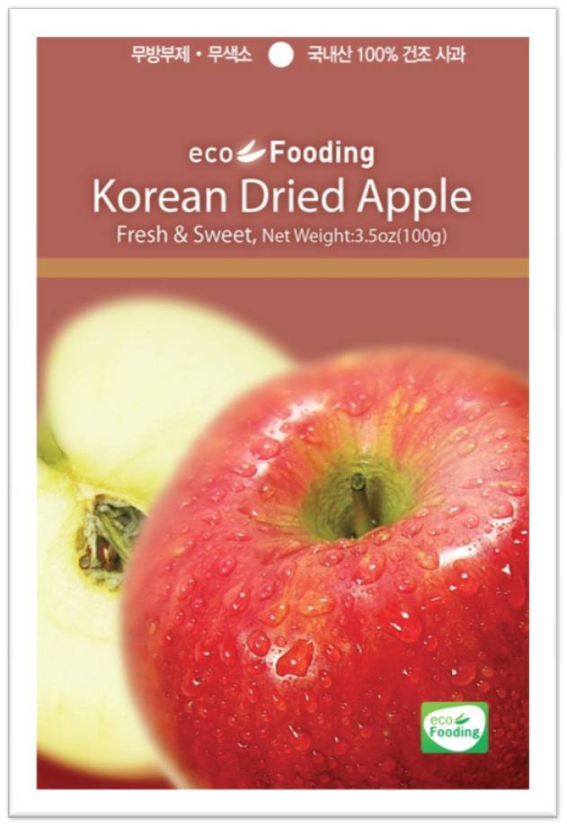 Korean Dried Apple