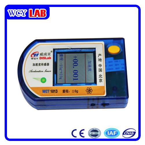 USB Acceleration Sensor with LCD Screen