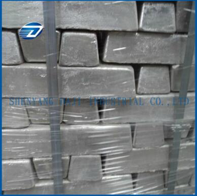 Polishing Surface 99.7% Purity Titanium Ingot Price