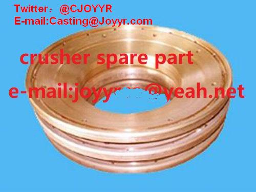 crusher spare part,brass cone crusher spare part.