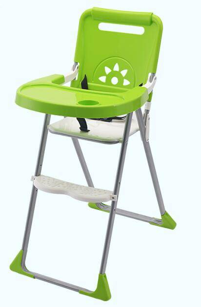 Plastic baby chair baby dinning highchair