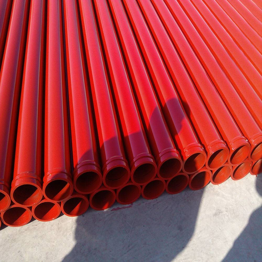 Good Quality Concrete Pump Welded Pipe Supplier