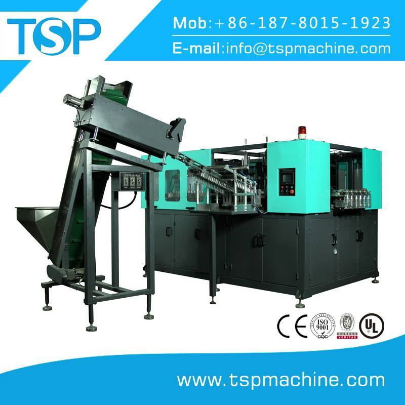 High Speed Automatic Plastic Bottle Blow Molding Machine Manufacturer