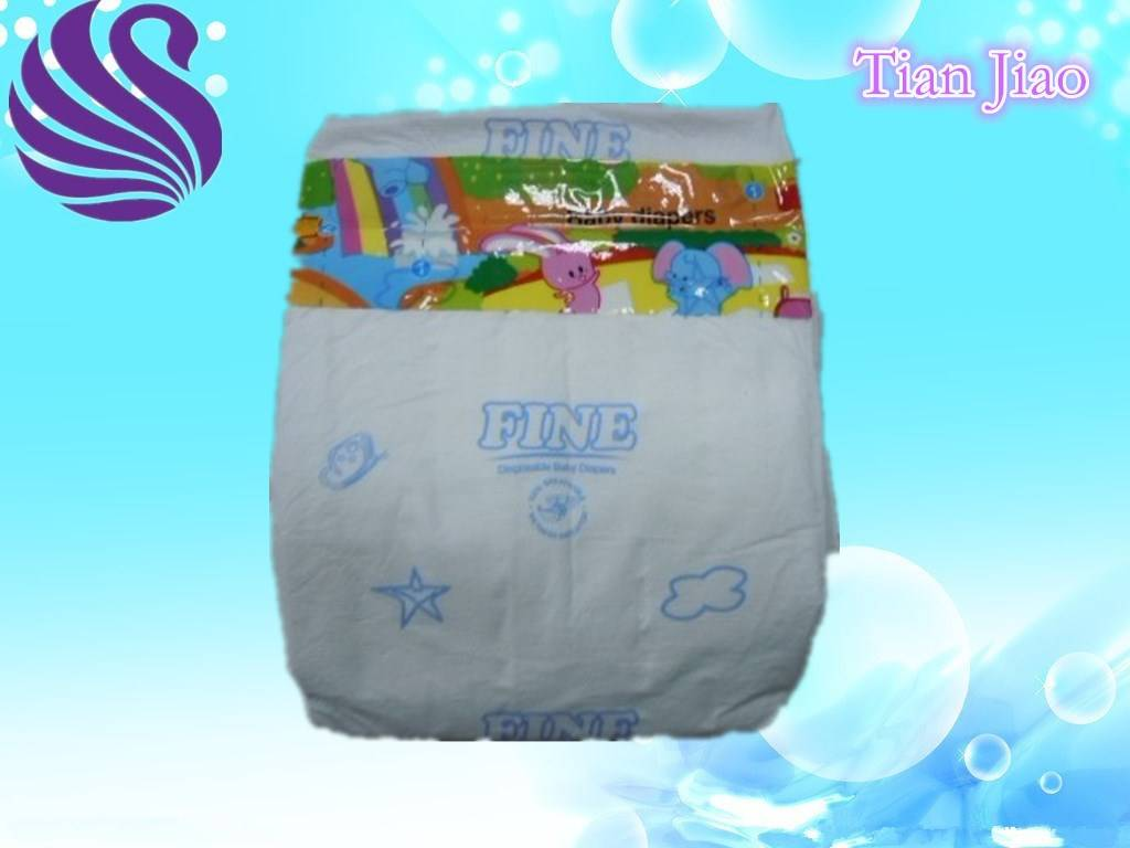 Baby Diaper with High Quality and Competitive Price