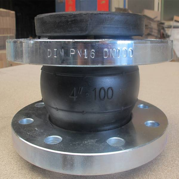 DN200 Galvanized Pipe Expansion Joints