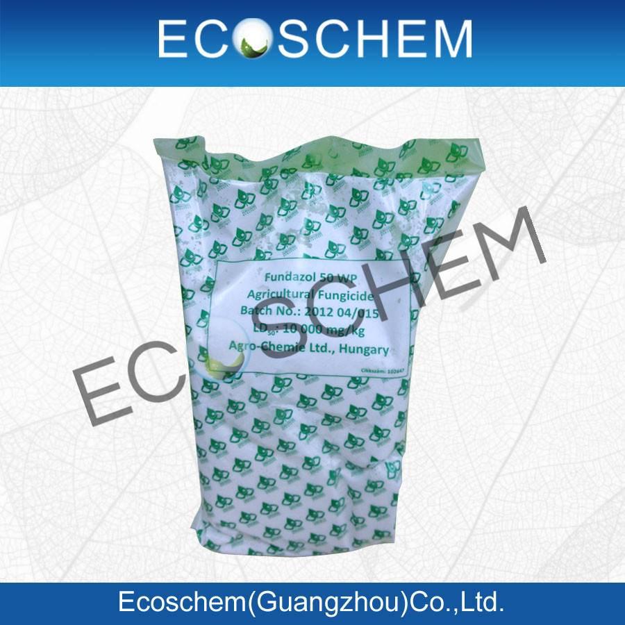 China Agrochemical Fungicide 50%WP Benomyl