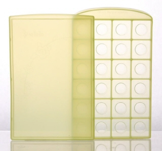 RRe (Rapid Rush-out Easily) Ice Freezer tray for seasonings