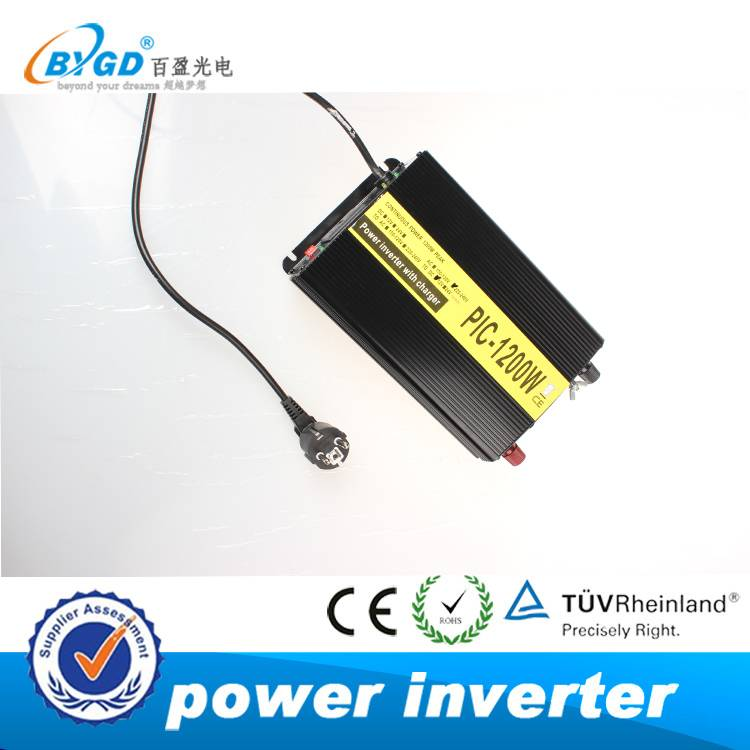 2015 hot new products 1200w 12v 24v power inverter