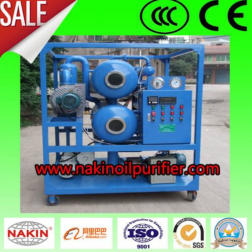 ZYD Series Double-stage Vacuum Insulating Oil Purifier