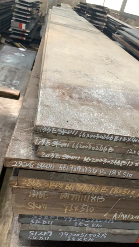TOOL STEEL Cr12MoV, SKD11, D2, DC53