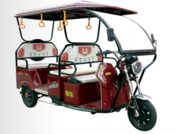 Production and manufacturing of customized electric tricycle