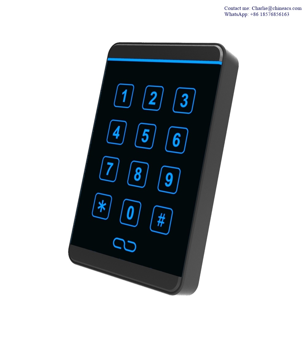 RFID Access Control Card Reader Wigand 26/34 For Doors