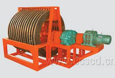 series YCW dry discharge reclaimers