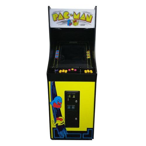 Pac Man Game Room Equipment Kid Children Child Arcade Game Machine