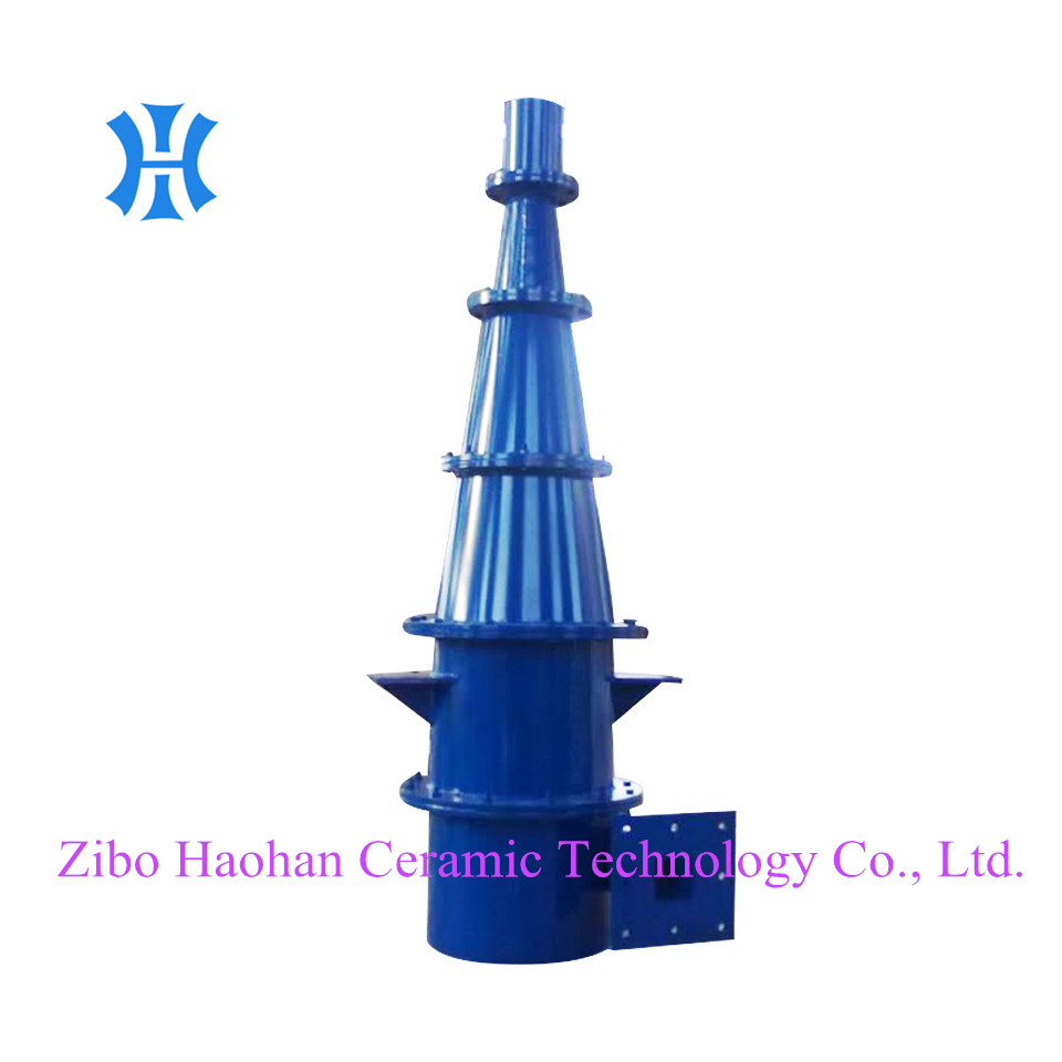 Competitive Price and High Quality Hydrocyclone Separator for Gold Mine Use