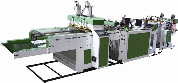 Automatic Making T Shirt Bag Machine
