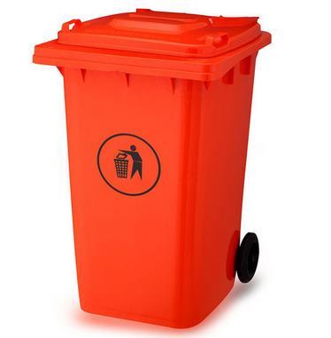 Outdoor&Indoor Plastic Dustbin &Garbage Container