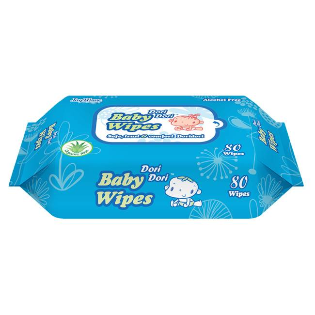 Dori-Dori Baby(Wet Wipes/Wet tissue)