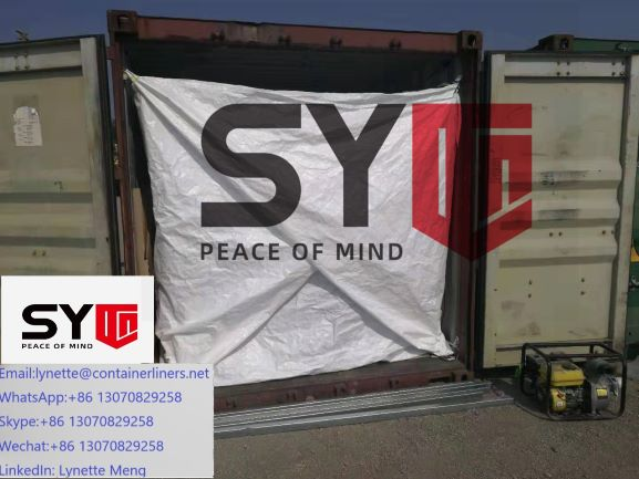 container liner for skin