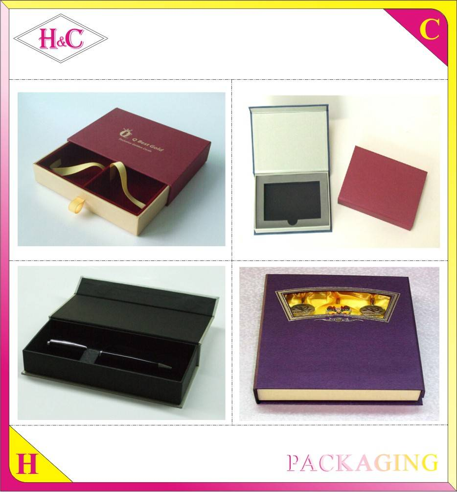 High quality double layers cardboard chipboard paper Boxes for Wholesale