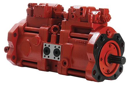 Volvo Excavator Hydraulic Pump - Genuine OEM After market parts