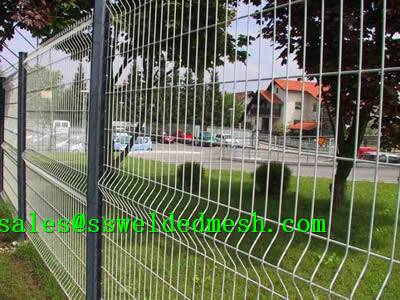 Stainless Steel Welded Wire Mesh Fence
