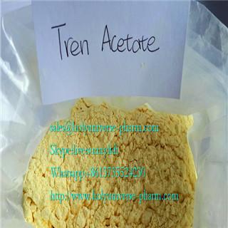 trenbolone acetate/anabolic steroid trenbolone/tren ace/high qulity trenbolone/yellow tren/cas10161-