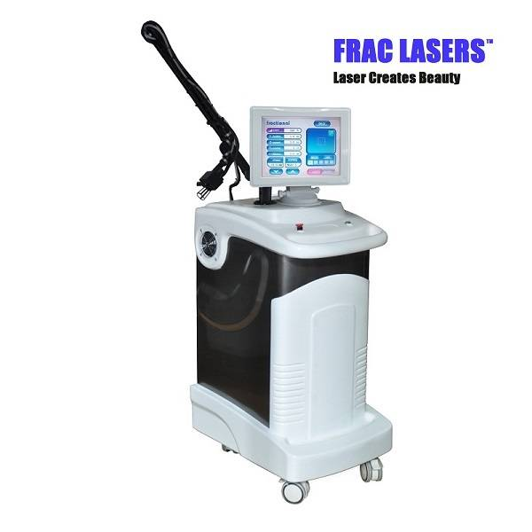 Vaginal CO2 fractional laser machine 40W RF metal tube