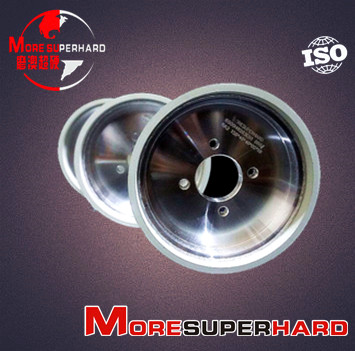 Resin Bond Diamond Grinding Wheel Diamond Flaring Cup Wheel for Processing Carbide Tools
