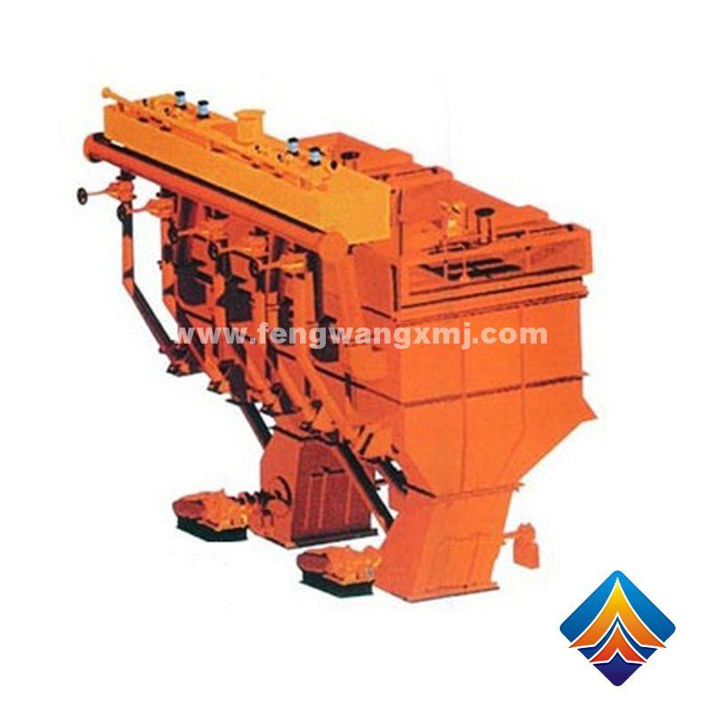 Type X -- Air Chamber Jig Under Sieve coal washery Coal washing equipment