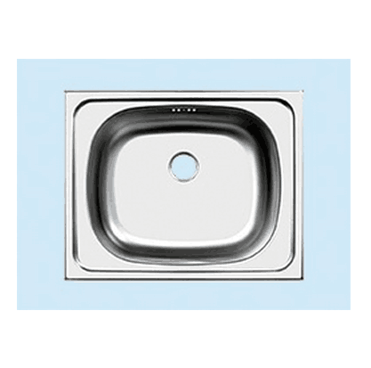 UZ5040 Kitchen Stainless Steel 201/304 Grade Sink