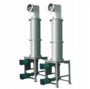 Double Cone High Efficiency and High Concentration Sludge Filter