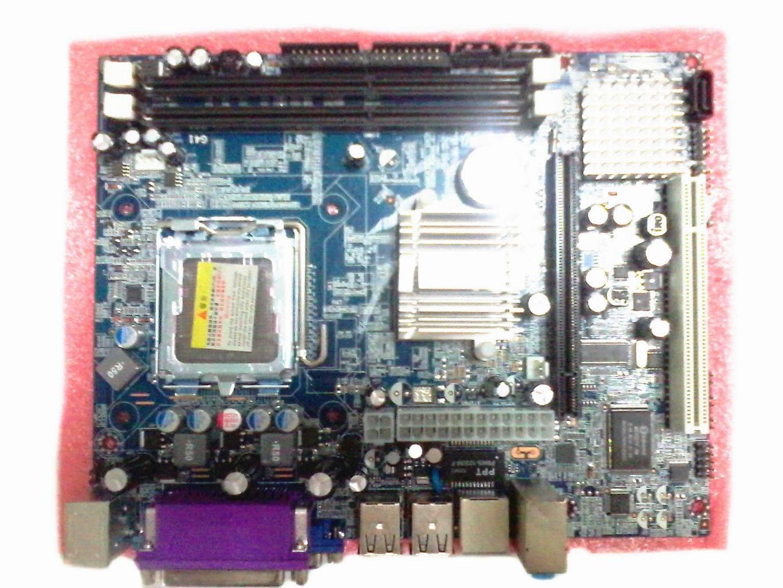 G41I8M motherboard LGA775 DDR3 1066/1333MHz