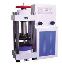 DYE-2000 Hydraulic compression testing machine
