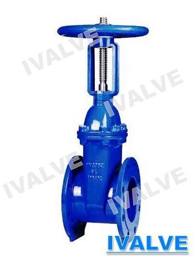 Resilient Seated Gate Valve rising stem OS&Y