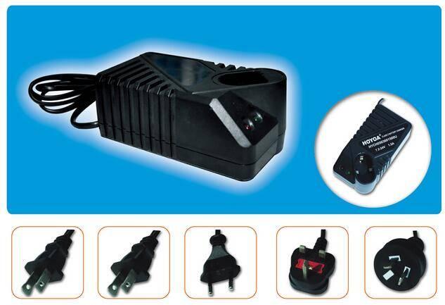 1.5A NI-MH,NI-CD battery charger