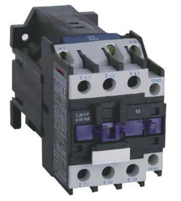 CJX2-P Series DC Operated AC Contactor