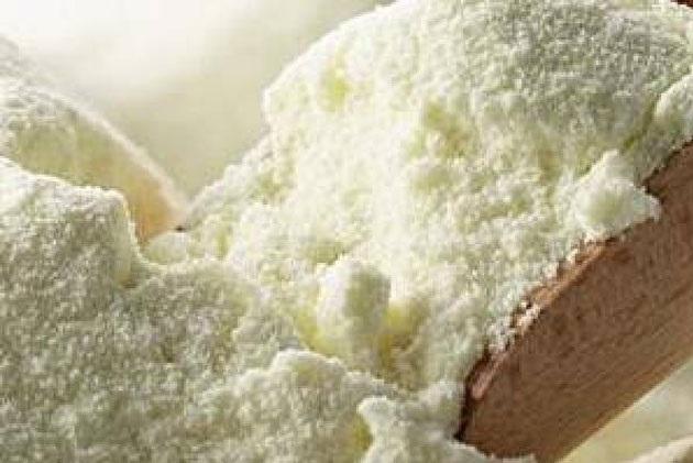 pure skimmed milk powder