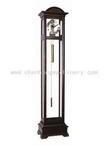 Perspective floor clock CH109