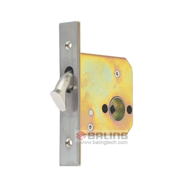 Brass Latch Bolt Lock Body Anti-Pull Lock Body Anti-Plug Door Lock Case